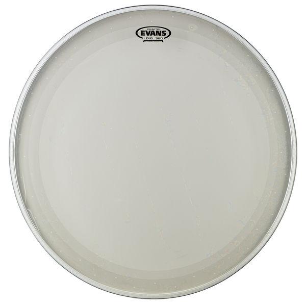 """Evans 24"""" EQ2 Bass Drum Clear"""