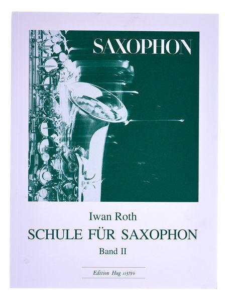 Edition Hug Iwan Roth Schule Saxophon 2
