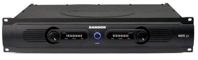 Samson Servo 600