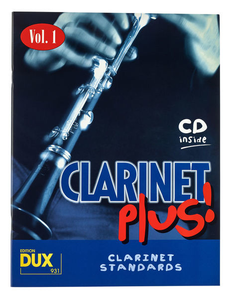 Edition Dux Clarinet Plus Vol.1