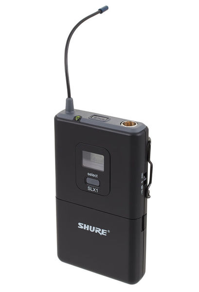 Shure SLX 1 / S6
