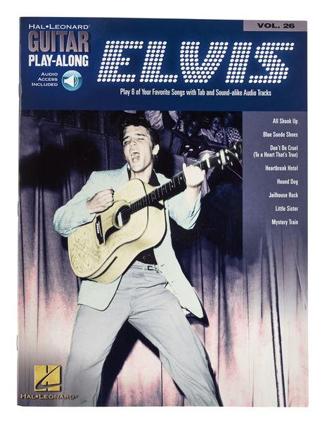 Hal Leonard Elvis Presley Guitar Play-Al.