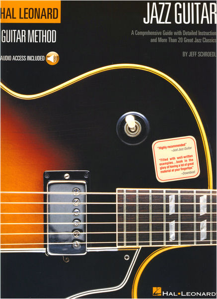Guitar Method Jazz-Guitar Hal Leonard