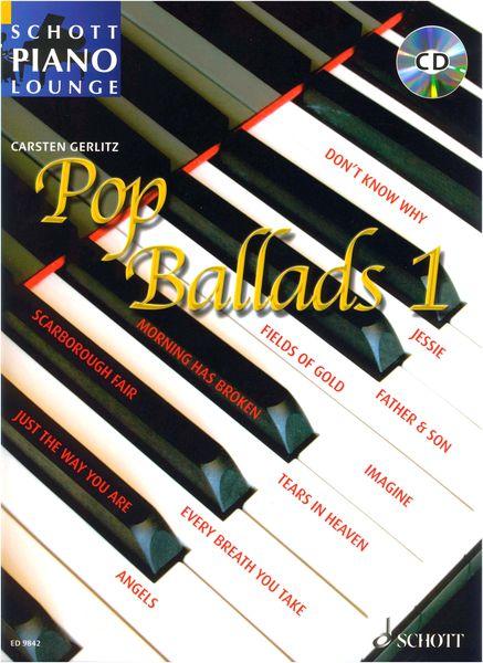 Pop Ballads 1 Schott
