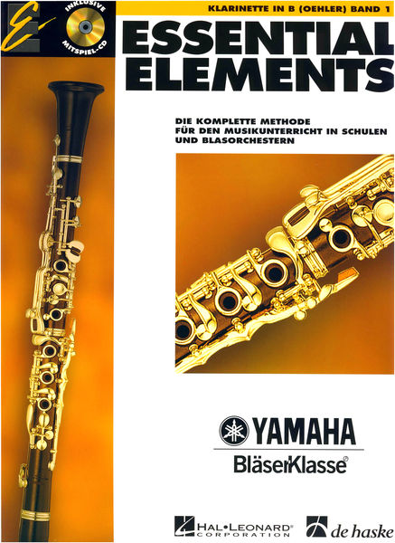 De Haske Bläserklasse Clarinet Oehler 1