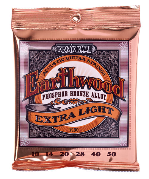 Ernie Ball 2150 Earthwood Phosphor Bronze