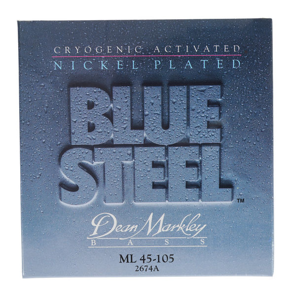 Dean Markley 2674 A Nickel Blue Steel