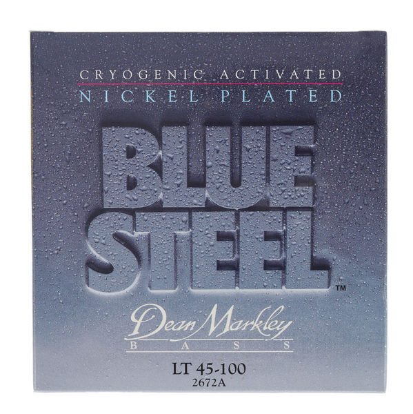 Dean Markley 2672 A Nickel Blue Steel