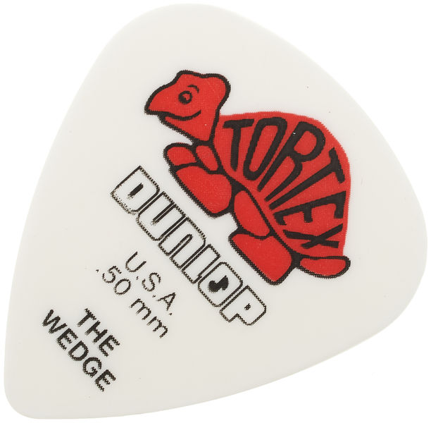 Dunlop Plectrums Tortex Wedge 0,50