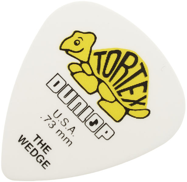 Dunlop Plectrums Tortex Wedge 0,73