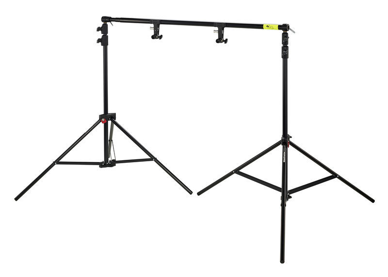 Manfrotto 1314B Stage Background Kit