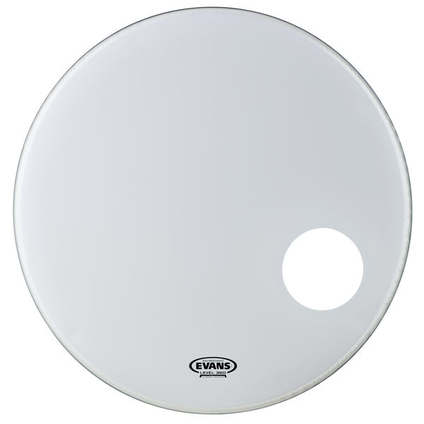 "Evans 24"" EQ3 Resonant Bass Drum"