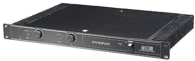 Phonic Max 500