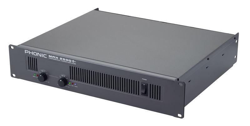 Phonic Max 2500 Plus