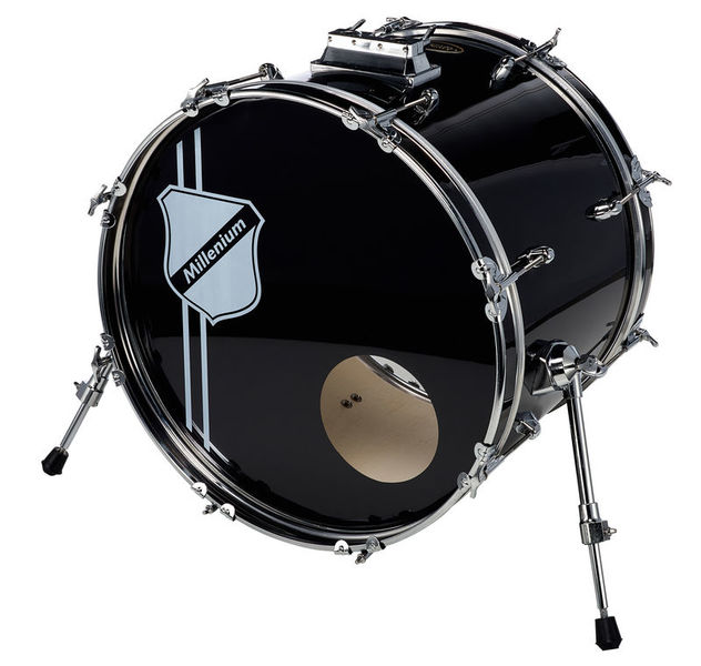 "Millenium 20""x14"" MX200 Series Bass Drum"