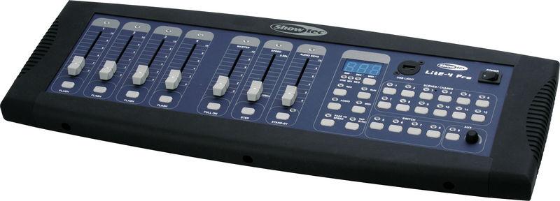 Showtec Lite 4 Pro DMX Controller