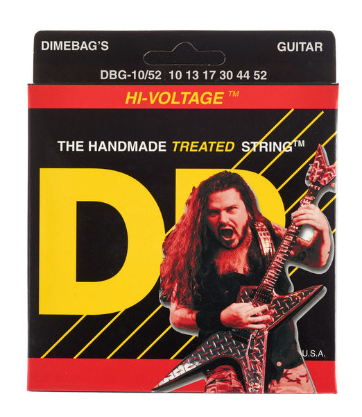 DR Strings Dimebag DBG10-52