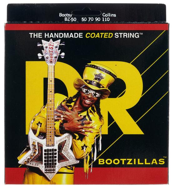 DR Strings Bootzilla Bass Strings BZ-50