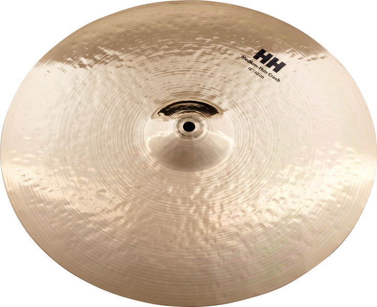 "Sabian 16"" HH Remaster. Med-Th. Crash"