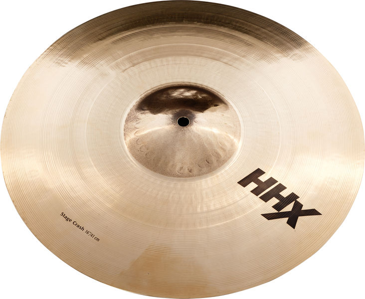 "Sabian 16"" HHX Stage Crash"