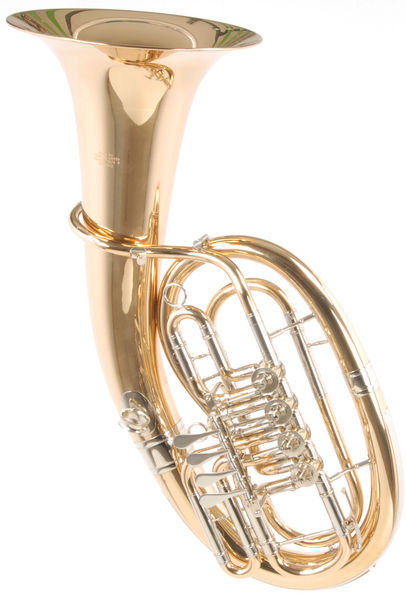 Kühnl & Hoyer 78/4G Baritone Goldbrass