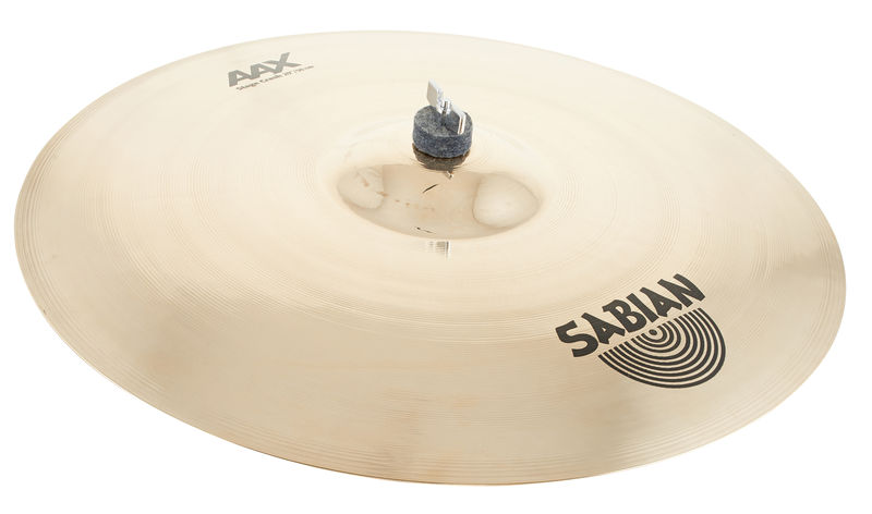 "Sabian 20"" AAX Stage Crash"
