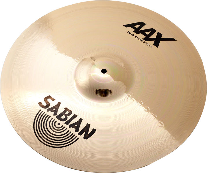 "Sabian 19"" AAX Dark Crash"