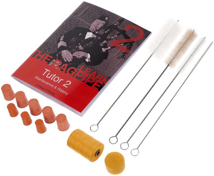 Kintail MS23 Bagpipe Maintenance Kit
