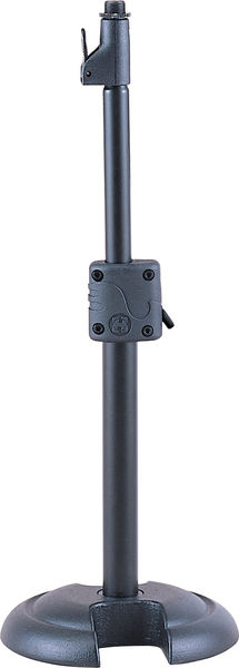 Hercules Stands Mic Stand Short Round Base