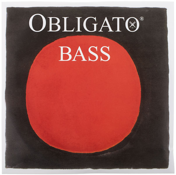 Pirastro Obligato Bass Solo 4/4-3/4