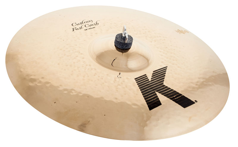 "Zildjian 18"" K-Custom Fast Crash"