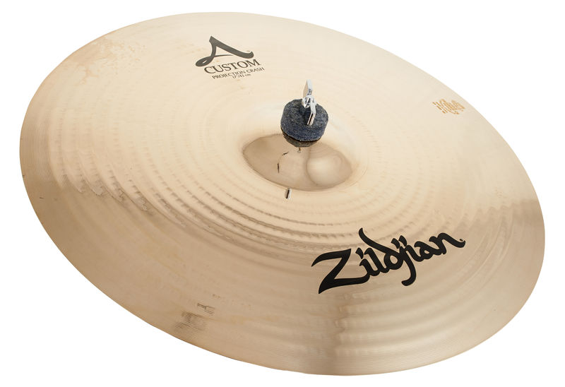 "Zildjian 17"" A-Custom Projection Crash"