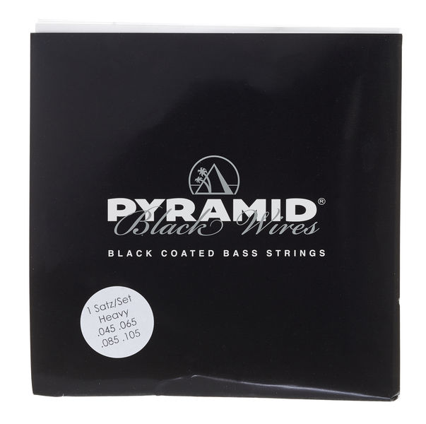 Pyramid Black Wires 45