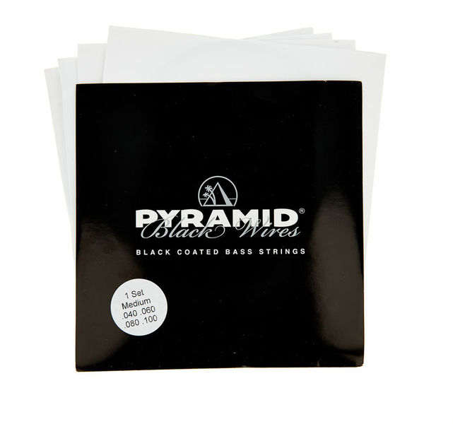 Pyramid Black Wires 40