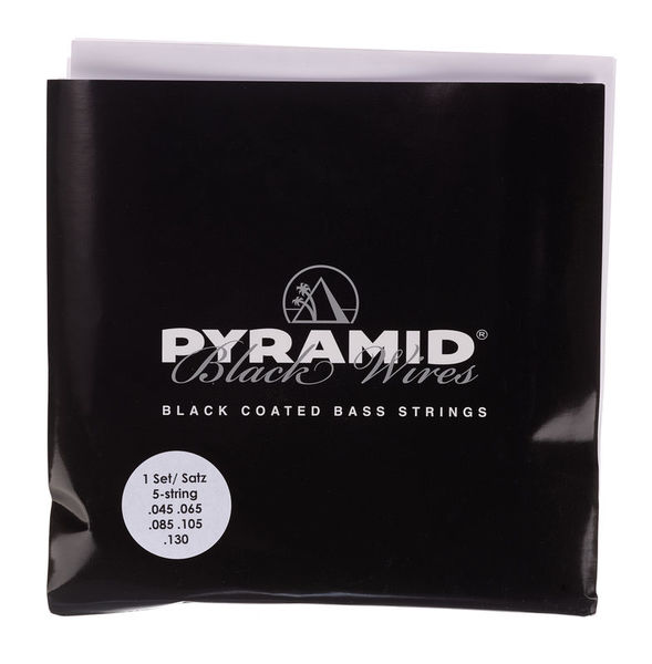 Pyramid Black Wires 45/130