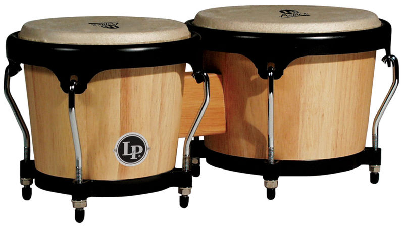 LP A601-AW Aspire Bongo Set