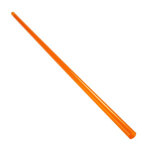 119cm orange EUROLITE Farbrohr f/ür T8 Neonr/öhre
