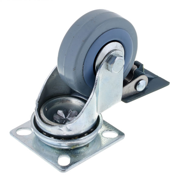 Adam Hall 3703 Swivel Castor 50mm