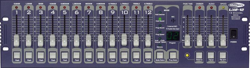 Showtec Lite 12 Controller DMX 512