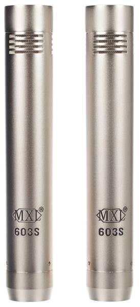 MXL 603SPR Stereo Set