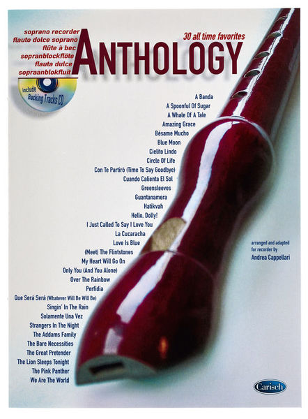 Carisch Favorites Anthology (BLF)