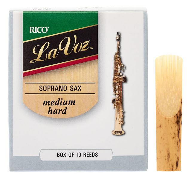 Daddario Woodwinds La Voz Soprano Sax MH