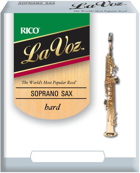 Rico La Voz H Soprano Sax