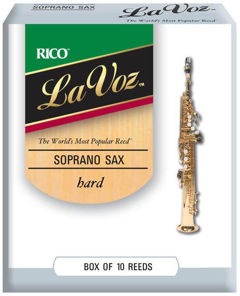 Daddario Woodwinds La Voz Soprano Sax H