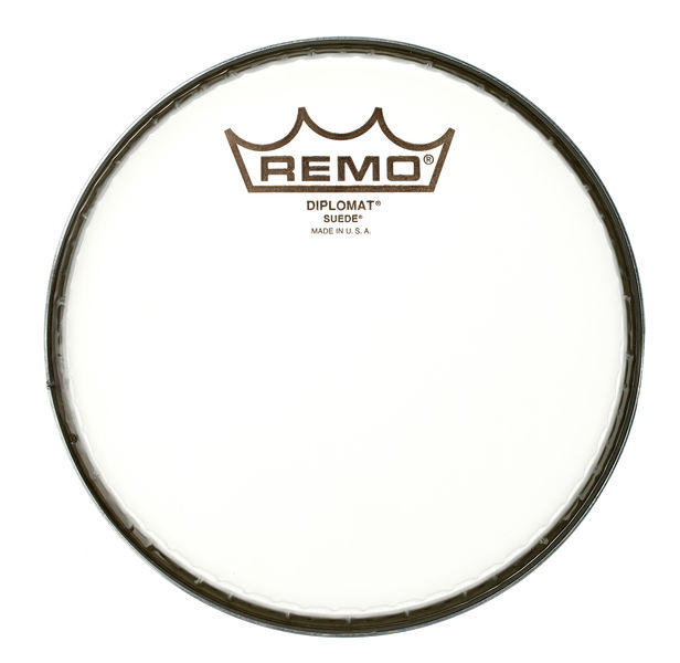 "Remo 06"" Diplomat Suede"