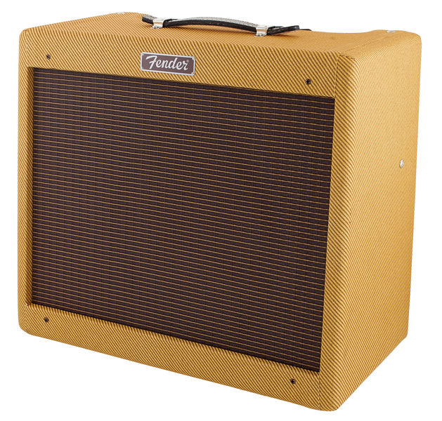 Fender Tweed Amp >> Fender Blues Junior Lacquered Tweed