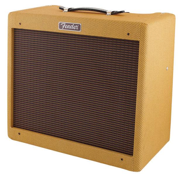 Blues Junior Lacquered Tweed Fender