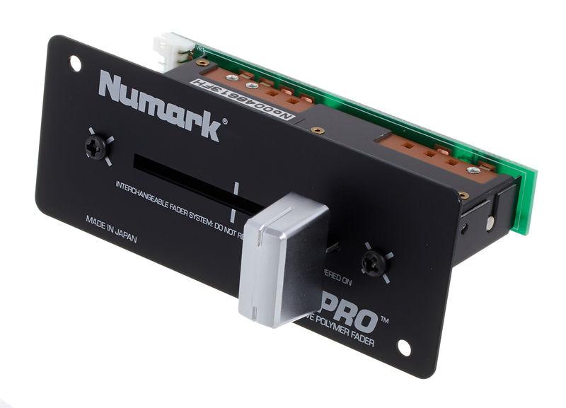 Numark CP-Pro Crossfader