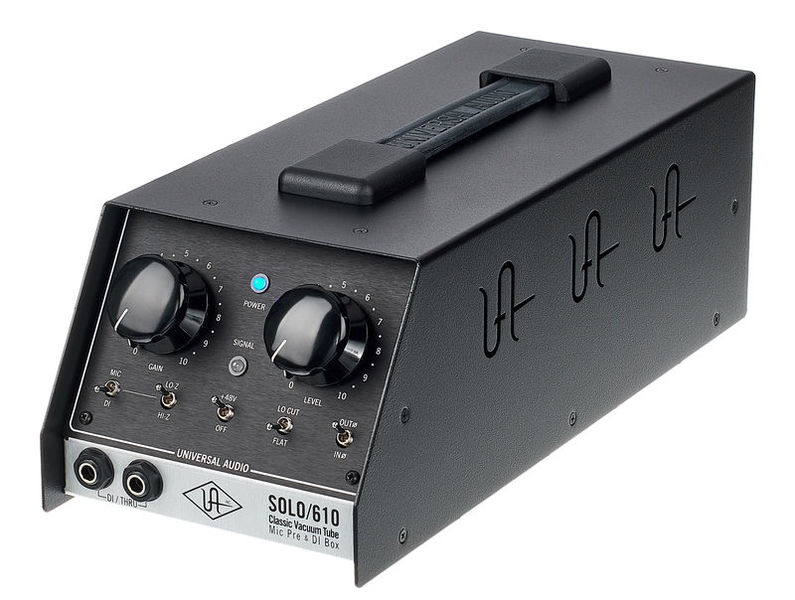 Universal Audio Solo 610 – Thomann UK