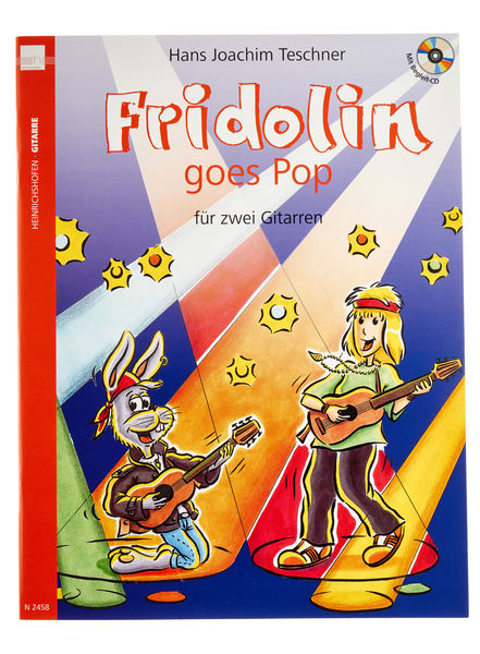 E Heinrichshofen Fridolin Goes Pop